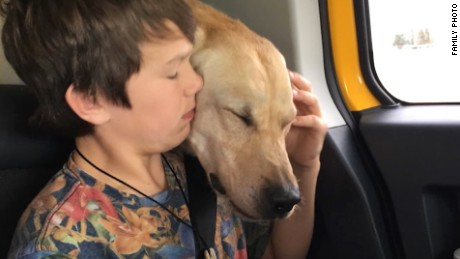 The family of a teenage boy sprayed by a cyanide explosive that killed their dog is outraged they weren't told the device was planted near their home.