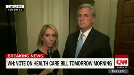house majority leader kevin mccarthy gop health care bill dana bash the lead jake tapper_00011006