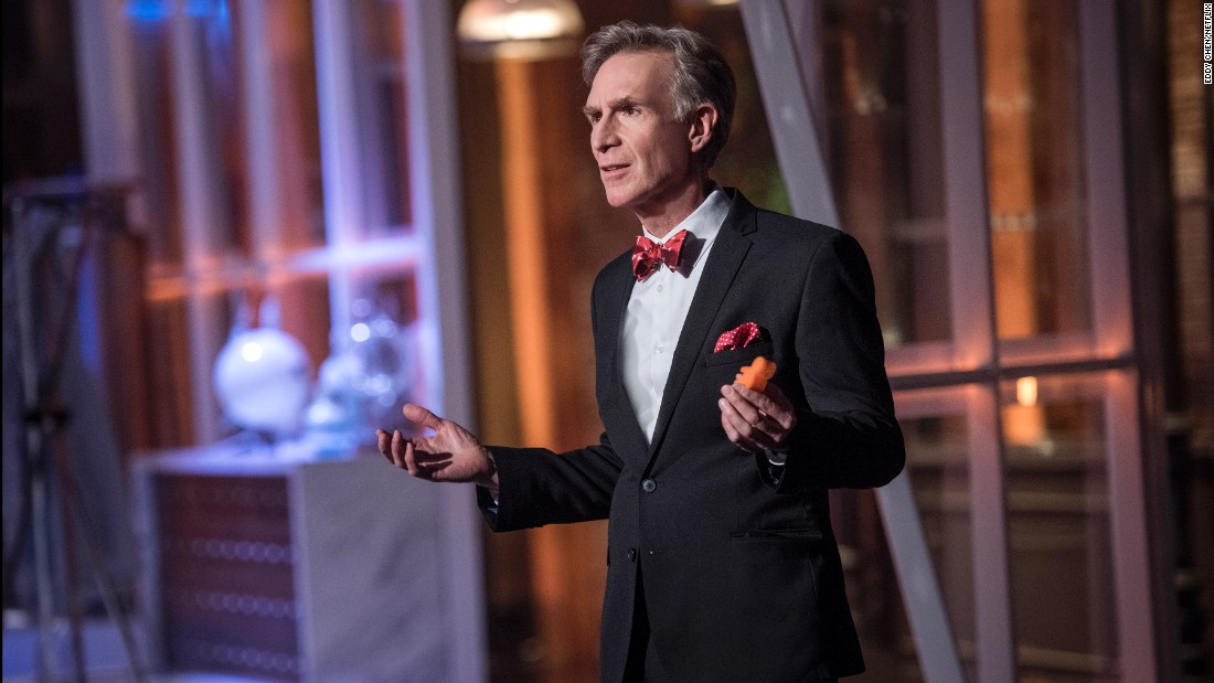 "Bill Nye the Science Guy tackles various topics from a scientific perspective in his new <strong>Netflix</strong> series <strong>""Bill Nye Saves the World,""</strong> debuting in April. Here's at look at more of what's new in the streaming world."
