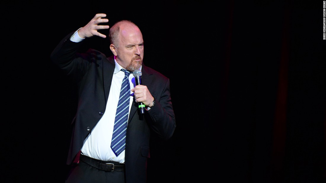 "<strong>""Louis C.K. 2017"": </strong>The comic and TV star talks religion, eternal love, giving dogs drugs, email fights and more in a live performance from Washington, D.C. <strong>(Netflix)</strong>"