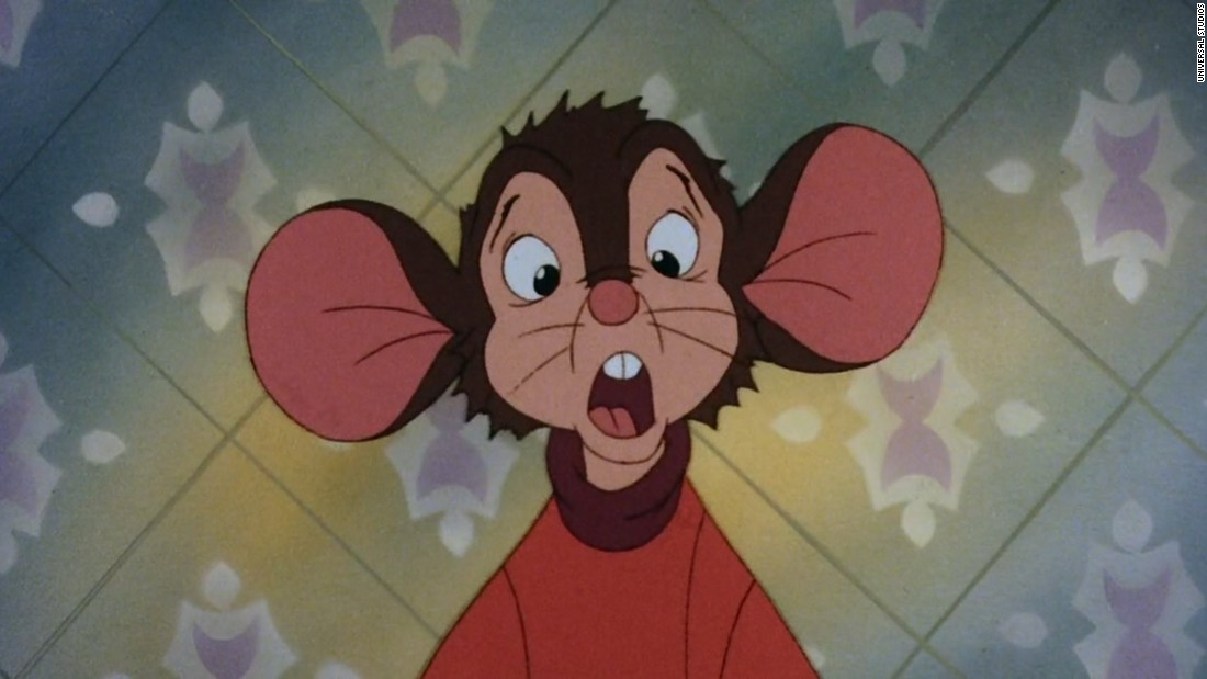 "<strong>""An American Tail"": </strong>Fievel Mousekewitz  and his family immigrate to the United States from Russia in this beloved animated film. <strong>(Netflix) </strong>"