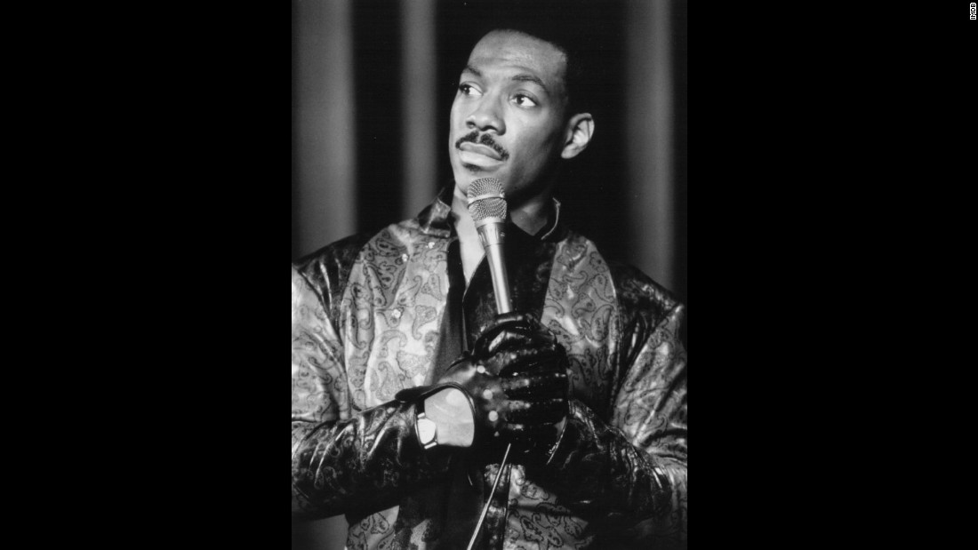 "<strong> ""Eddie Murphy Raw""</strong>: Eddie Murphy's epic stand up special is still a fan favorite years later. <strong>(Amazon Prime, Hulu)</strong>"