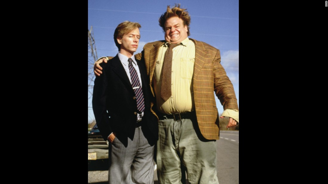 "<strong>""Tommy Boy""</strong>: David Spade and Chris Farley star in this 1995 comedy about a slow-witted auto parts company heir trying to save his company. <strong>(Amazon Prime,Hulu)</strong>"