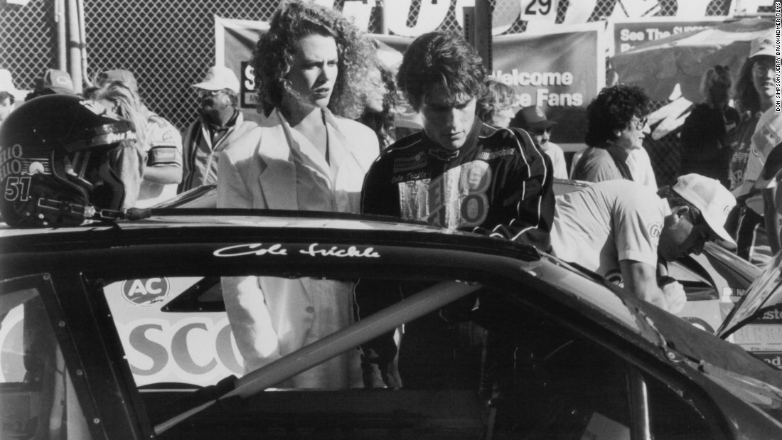 "<strong>""Days of Thunder""</strong>: Tom Cruise and Nicole Kidman were still a real life couple when they starred in this race car driving film. <strong>(Amazon Prime, Hulu) </strong>"