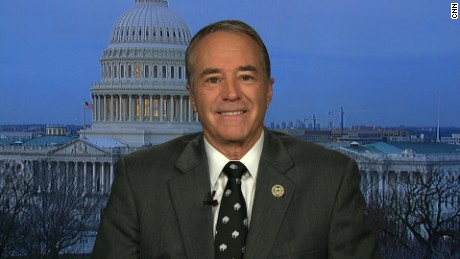 GOP lawmaker questioned on Trump's past words