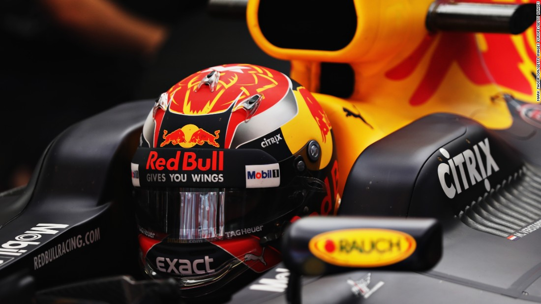 "The <a href=""http://cnn.com/2017/03/23/motorsport/verstappen-australia-formula-one-2017/"">19-year-old</a> has kept it simple by co-ordinating his helmet with his drive. Red Bull was second last year -- will they go a step further in 2017?"