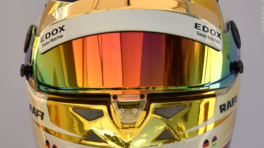 It will be a golden year for Pascal Wehrlein one way or another as the German will be sporting a show-stopping gold helmet this season. The 22-year-old will hope this will be his year to shine after finishing 19th in 2016. He partners Ericsson at Sauber.