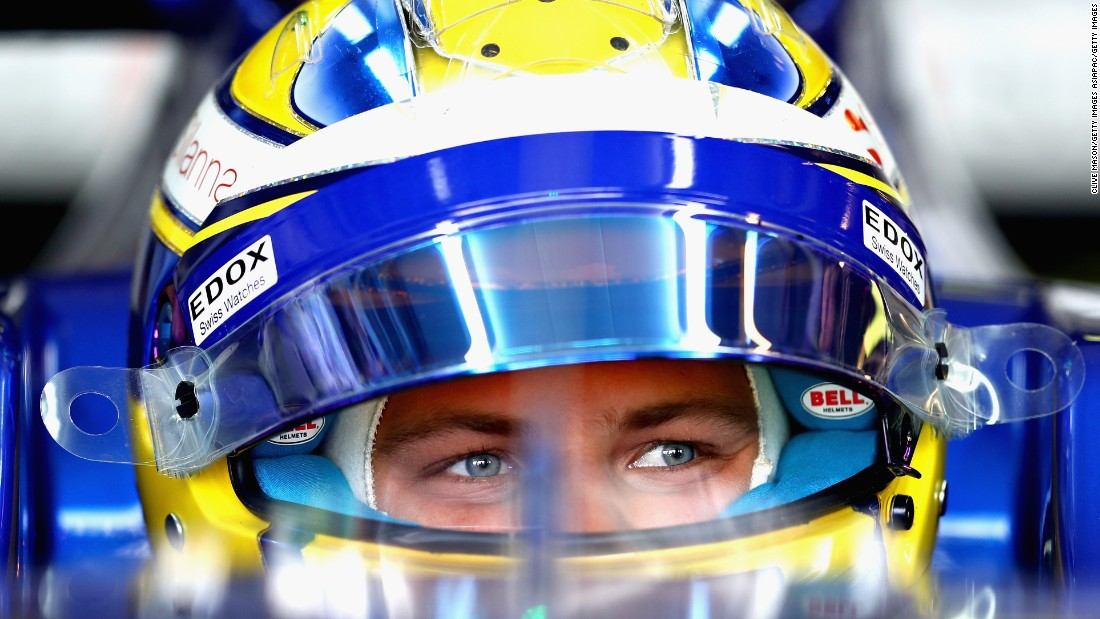 The Swede will be boldly sporting his country's blue and yellow colors. He failed to pick up any points in last year's championships so will be hoping for better in 2017.