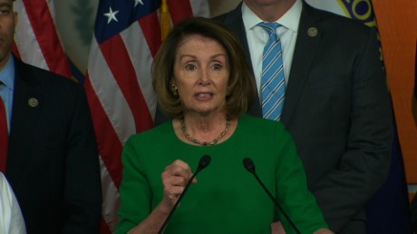 Pelosi on bill: Trump voters lose health care