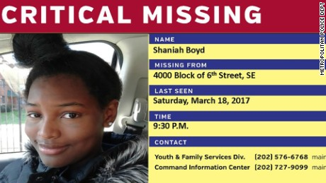 Missing black girls in DC spark outrage, prompt calls for federal help