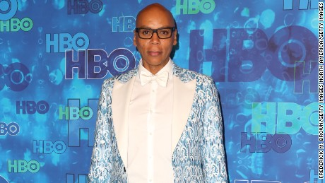 LOS ANGELES, CA - SEPTEMBER 18:  TV personality RuPaul attends HBO's Official 2016 Emmy After Party at The Plaza at the Pacific Design Center on September 18, 2016 in Los Angeles, California.  (Photo by Frederick M. Brown/Getty Images)
