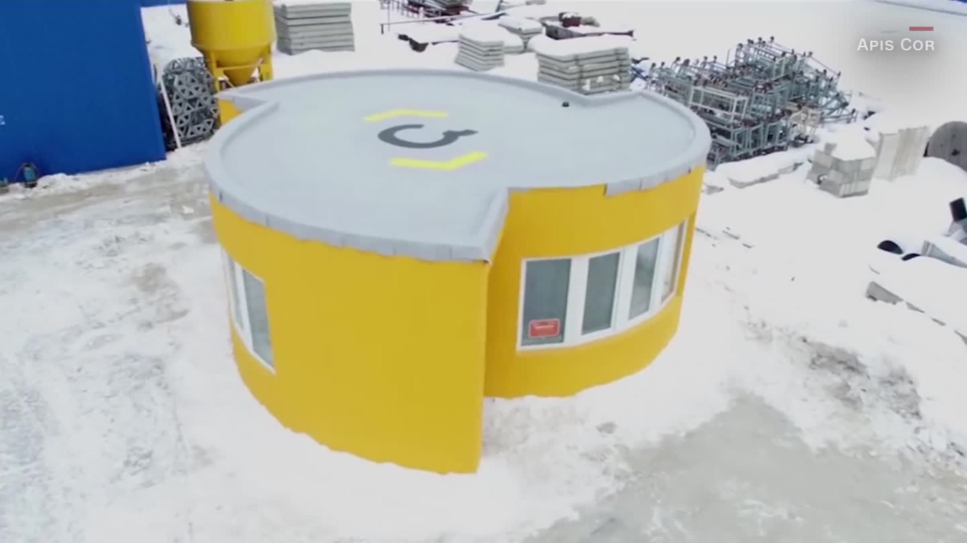 Will 3D printed houses be the next big thing CNN Video