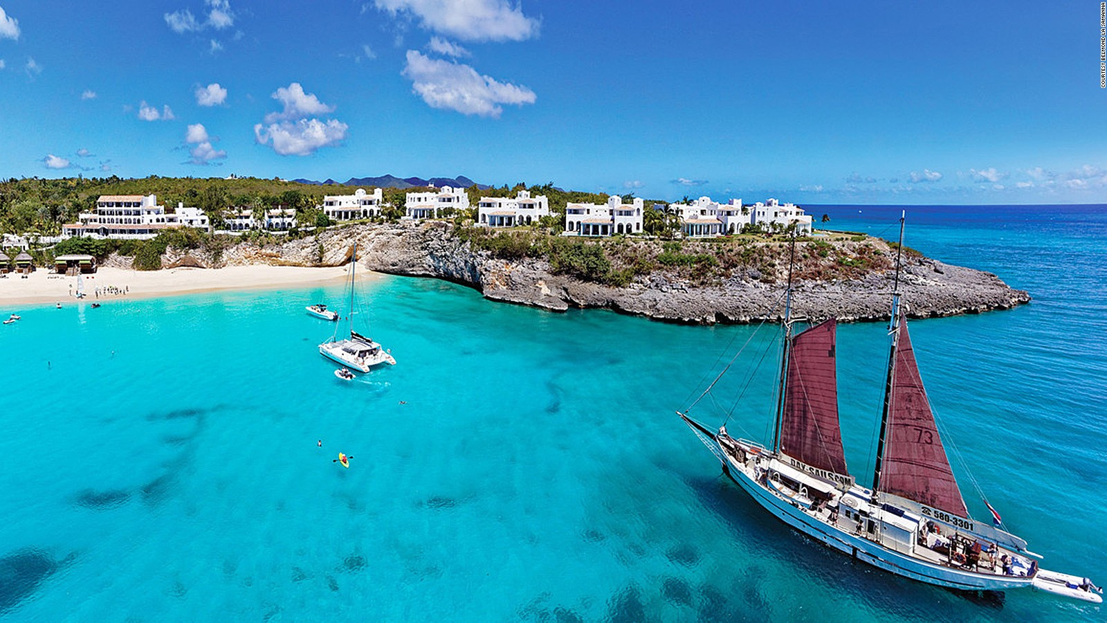 Most Beautiful Island Hotels CNN Travel - Island hopping in the caribbean 10 pristine getaways