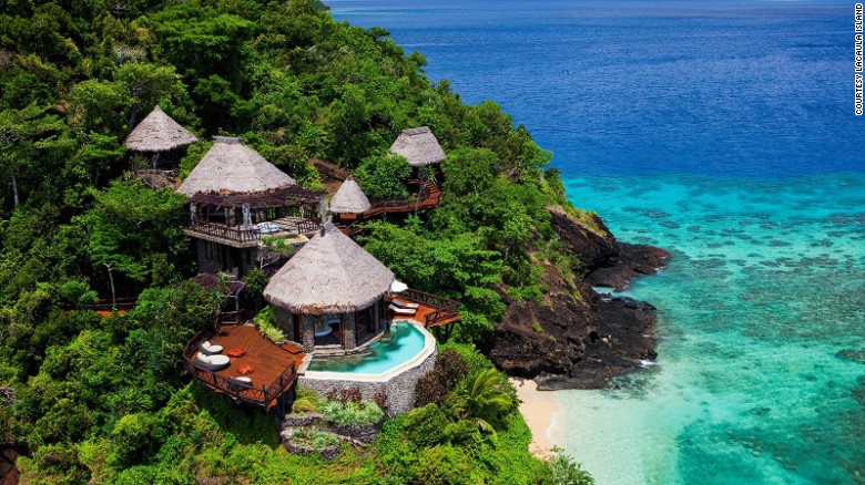 Most Beautiful Island Hotels CNN Travel - The 10 most secluded hotels in the world
