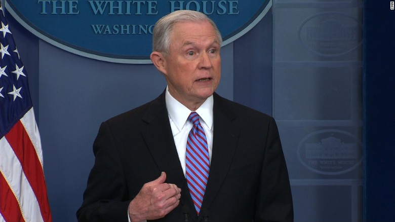 Sessions: 'No fed grants for sanctuary cities'