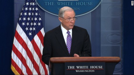 AG Sessions orders review of consent decrees and other police reforms
