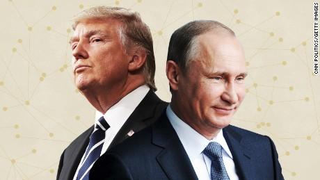 Trump, Putin speak amid ongoing tensions