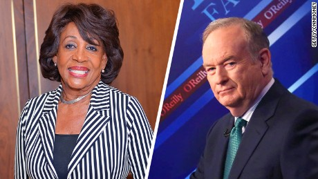 Bill O'Reilly's insult to Rep. Waters should offend all Americans