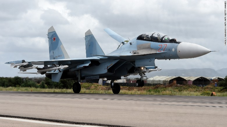 Russia threatens to down U.S. jets in Syria