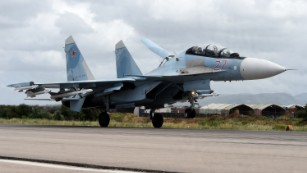 US pilots alerted to unsafe Russian flying in Syria