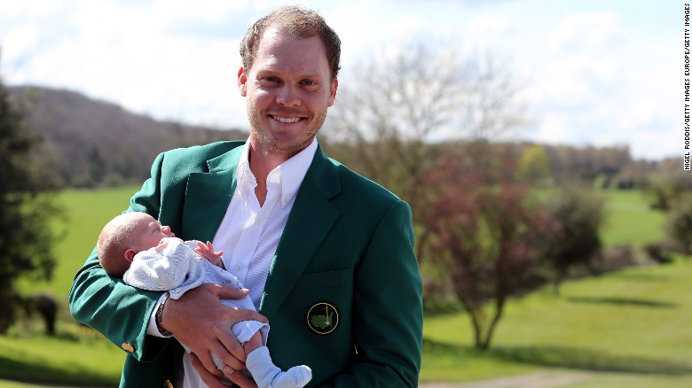 Steak and silence: Danny Willett's Perfect Day