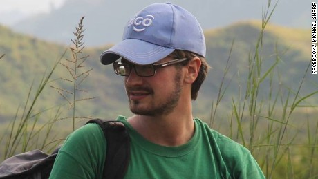 Michael Sharp, one of the two UN experts who went missing in the Democratic Republic of the Congo earlier this month. His body, along with that of Zaida Catalan, a Swedish national has been found, according to a statement from United Nations Secretary-General Antonio Guterres. Their remains were discovered on March 27 outside of the city of Kananga.
