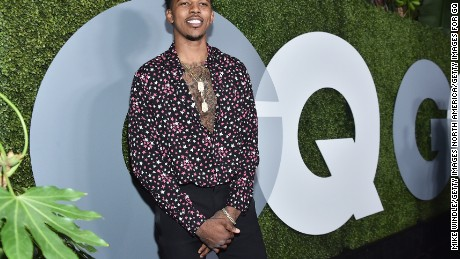 LOS ANGELES, CA - DECEMBER 08:  NBA player Nick Young attends the 2016 GQ Men of the Year Party at Chateau Marmont on December 8, 2016 in Los Angeles, California.  (Photo by Mike Windle/Getty Images for GQ)