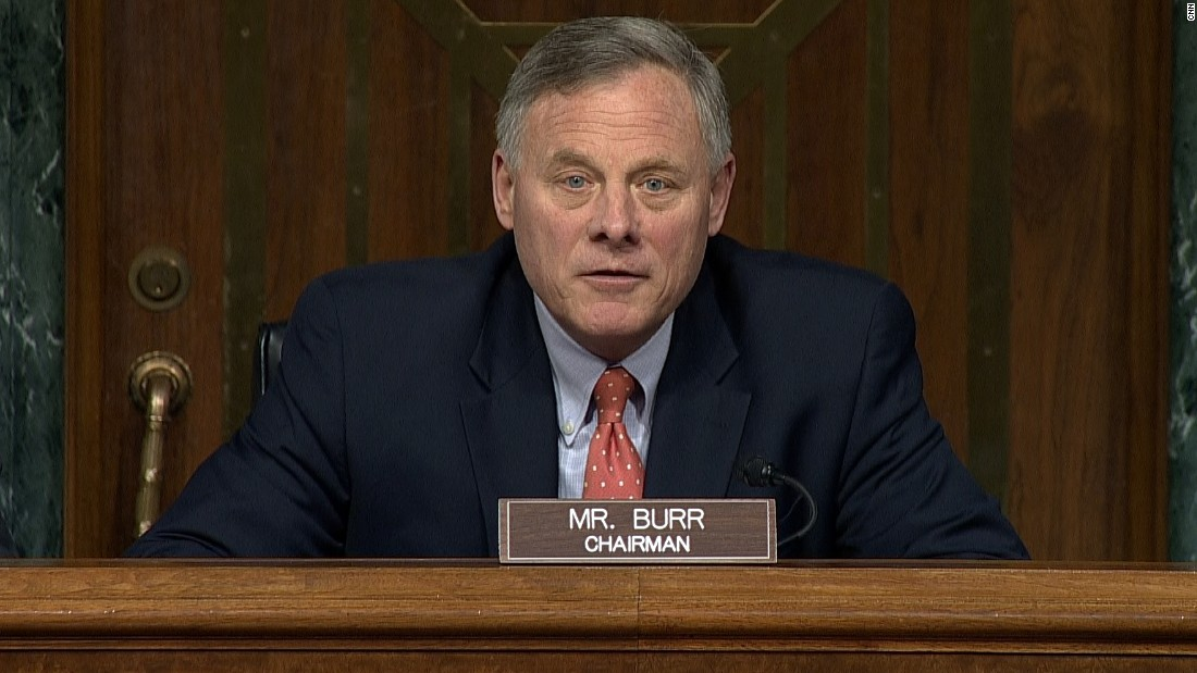 Senate Intel Chair says US is in a new Cold War with Russia
