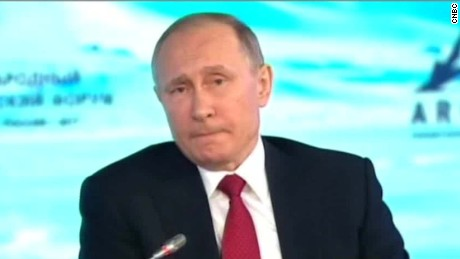 Did Russia sway vote? Putin: Read my lips, no