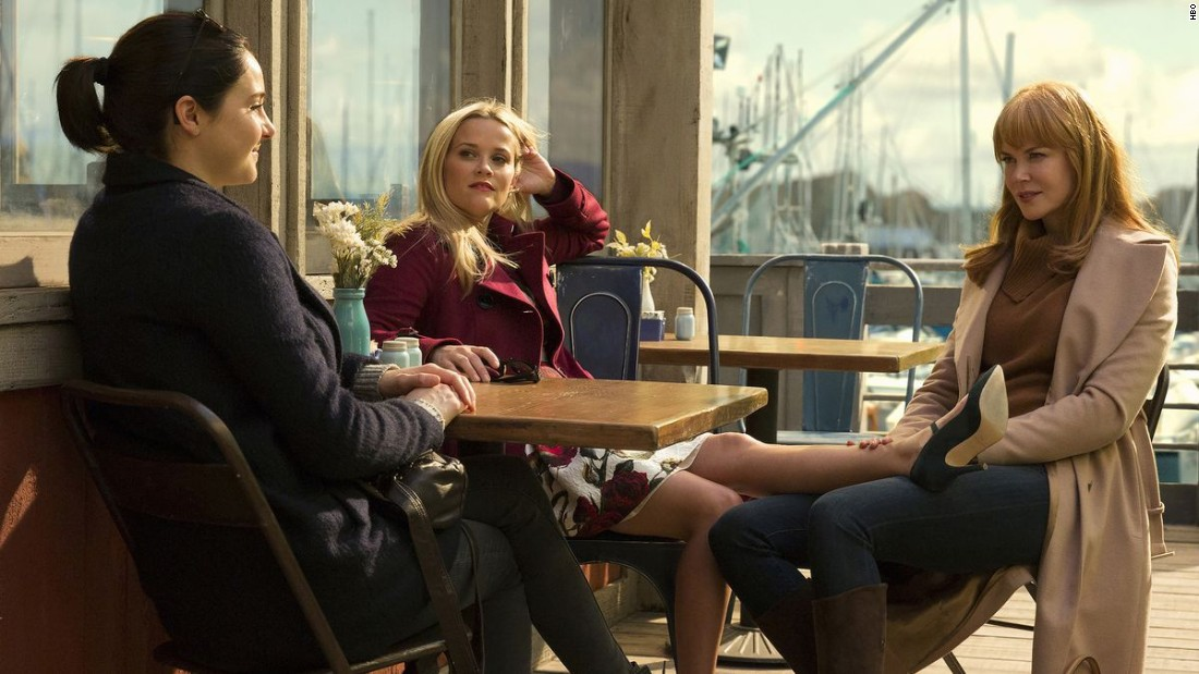 "<strong>Best miniseries or television film:</strong> ""Big Little Lies"""
