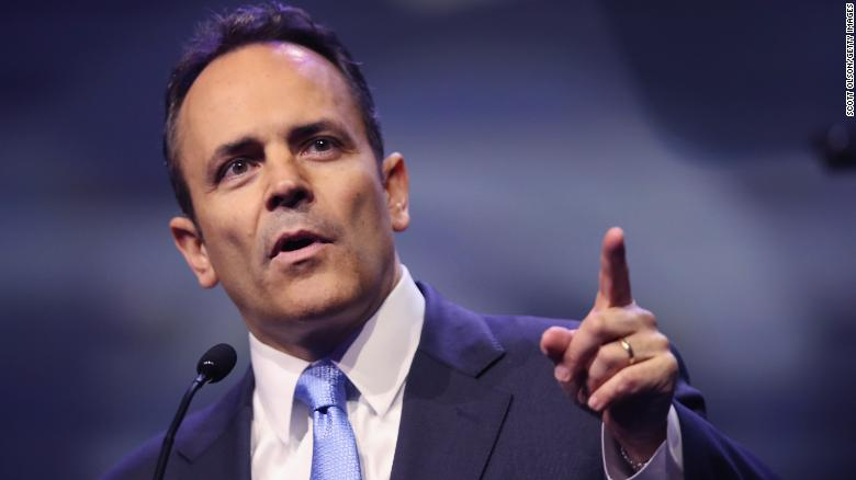 Kentucky House Rebukes Bevin For Saying Teacher Protest Caused Child Abuse