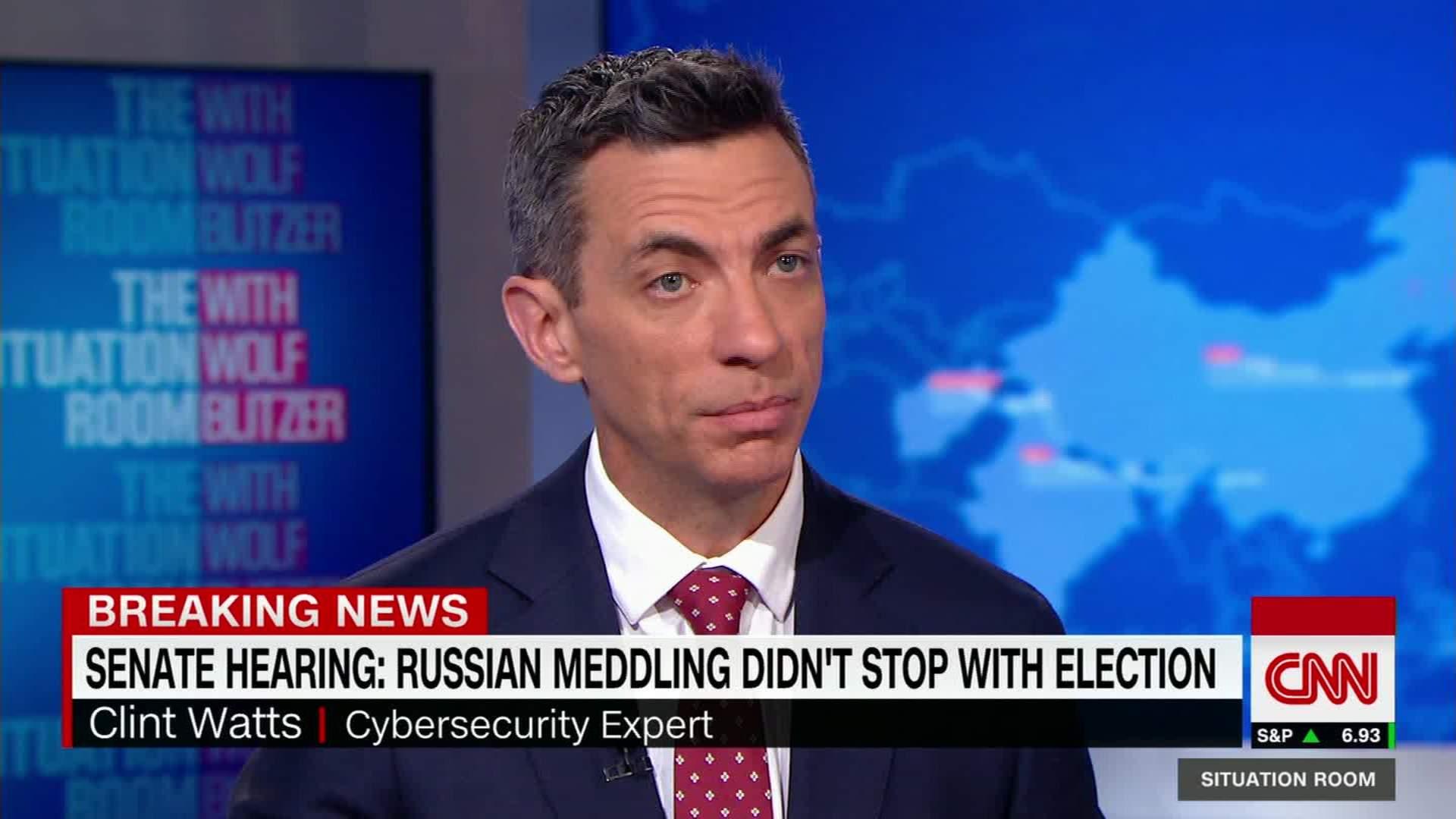 Expert: Putinu0027s Dream Come True (full Interview)   CNN Video