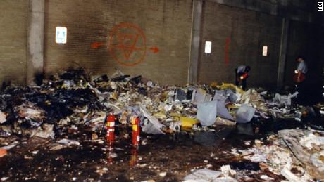 Photos Show Pentagon During Wake Of 9 11 Cnnpolitics