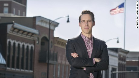 Josh Hawley is the attorney general of Missouri.