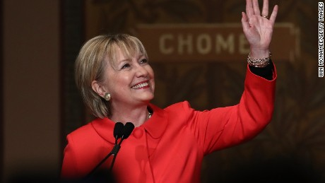 Clinton's really not running again -- and her book is proof