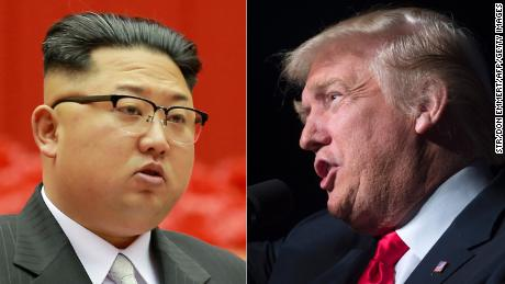 Trump's 'fire and fury' rhetoric met with defiance by Kim Jong Un