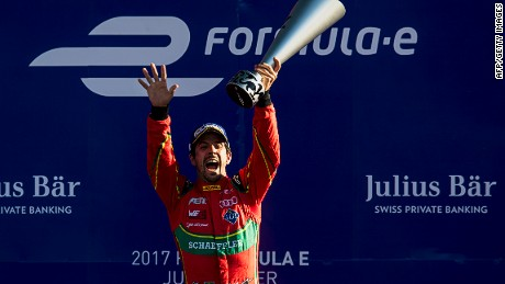 Mexico City ePrix 2017: Di Grassi wins a classic