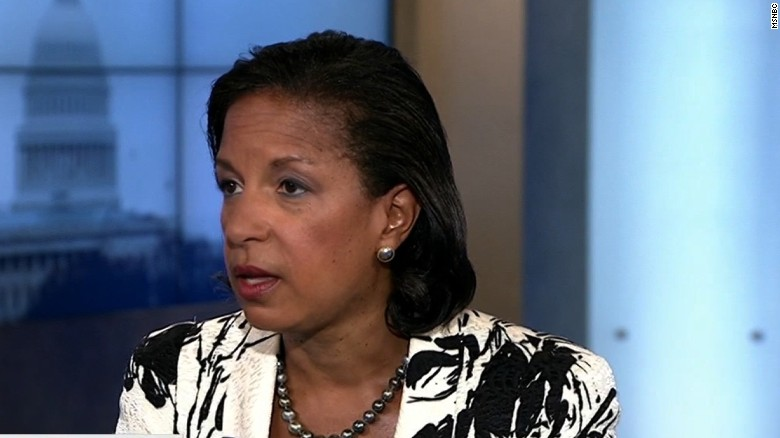 Susan Rice: Accusations are absolutely false