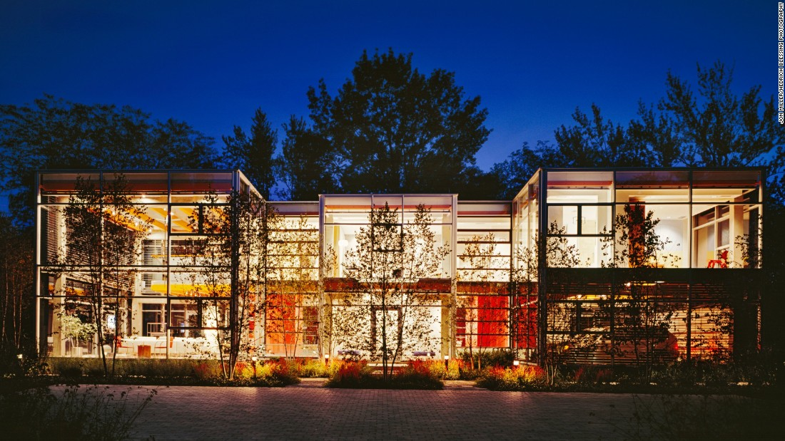 Epic homes architects build for themselves