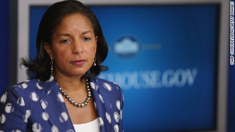 First on CNN: Rice privately meets with Senate Intel on Russia probe