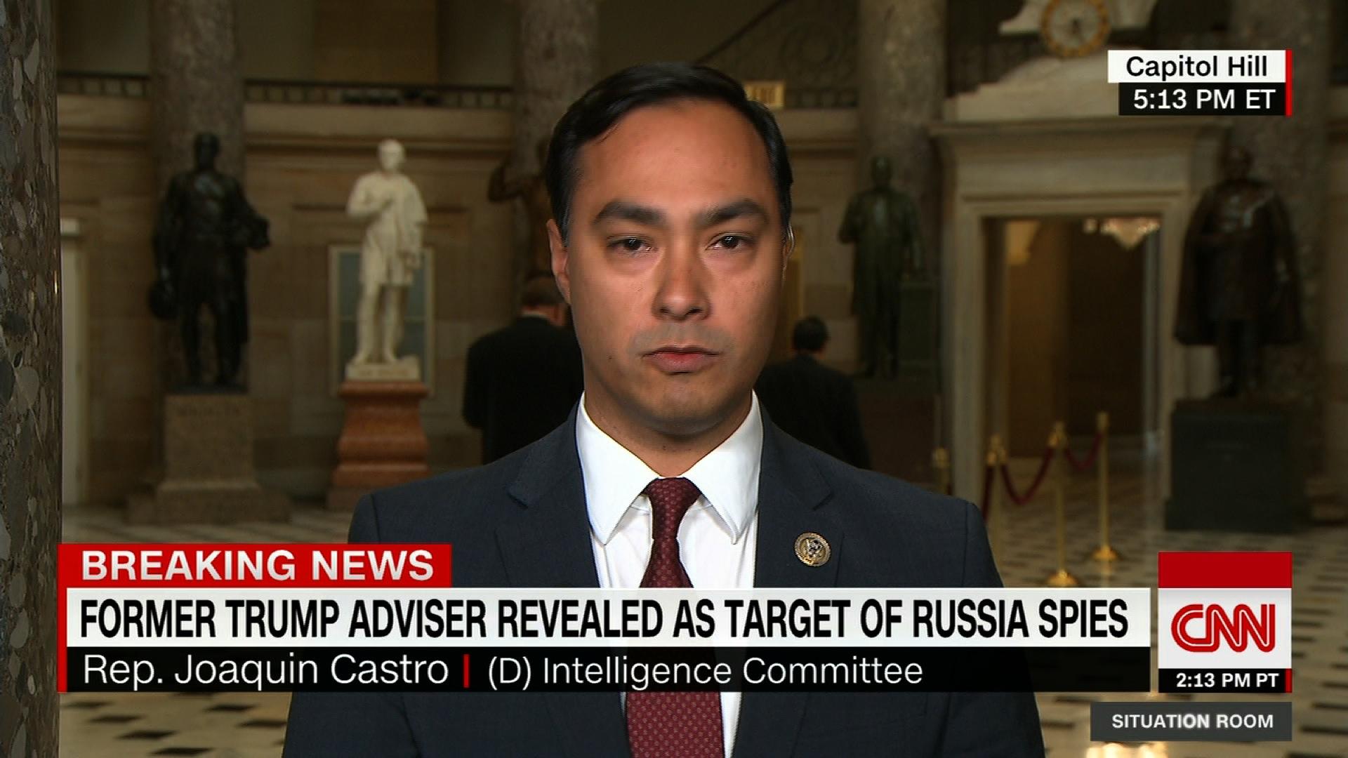 Castro: Trump Associates Will End Up In Jail   CNN Video