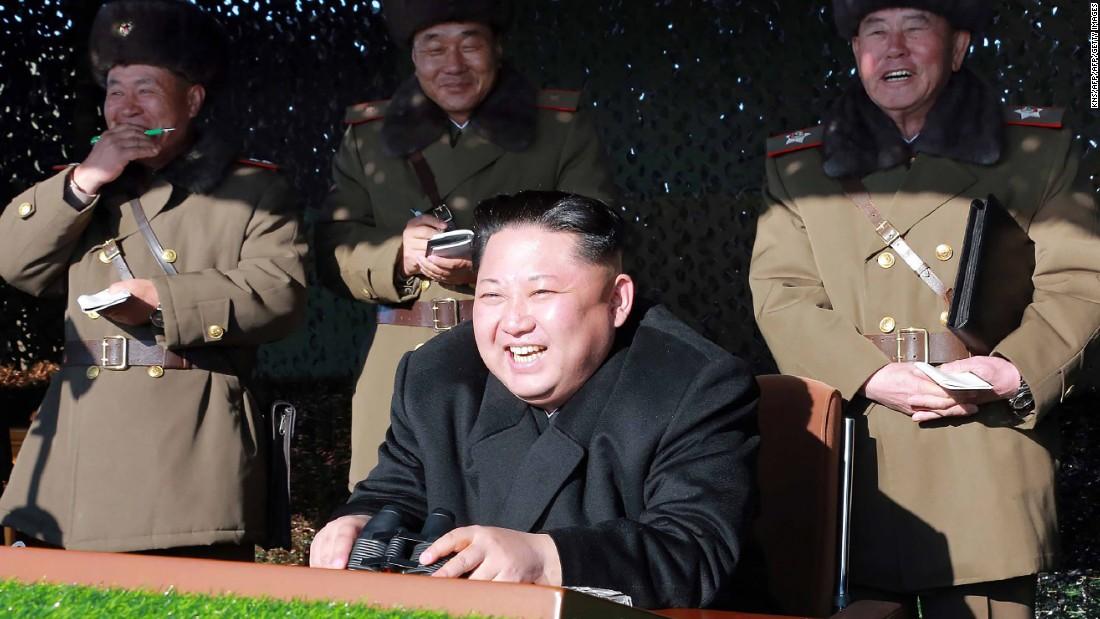US aircraft carrier-led strike group headed toward Korean Peninsula