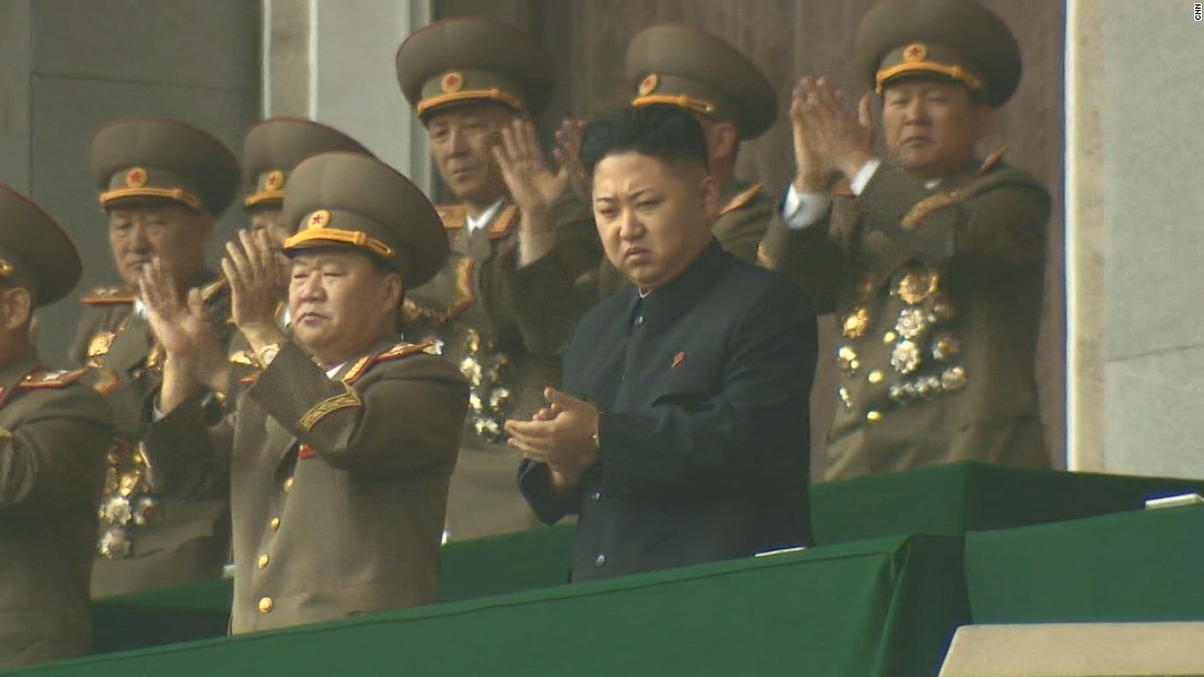What we can learn from North Korean military parades