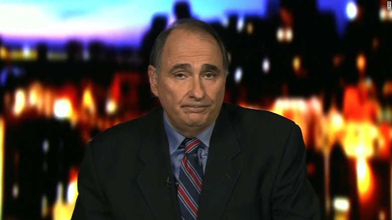 Axelrod: Trump's actions appalling, no surprise