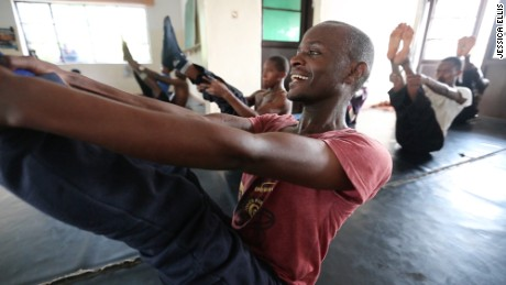 How dance is changing the lives of street kids in Rwanda