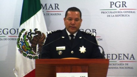 cnnee Mexico Manelich Castilla Craviotto Comisionado General Policia Federal