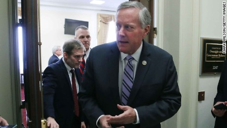 Freedom Caucus proposes 1-week continuing resolution to counter 'bad border deal'