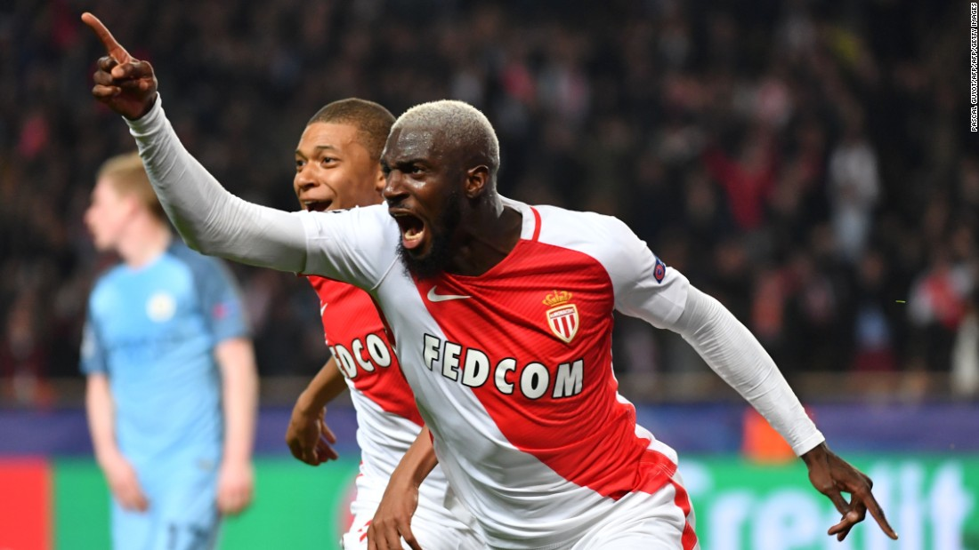 Defensive midfielder Tiemoue Bakayoko, another member of the young, emerging talent at Monaco, also made his France debut against Luxembourg.