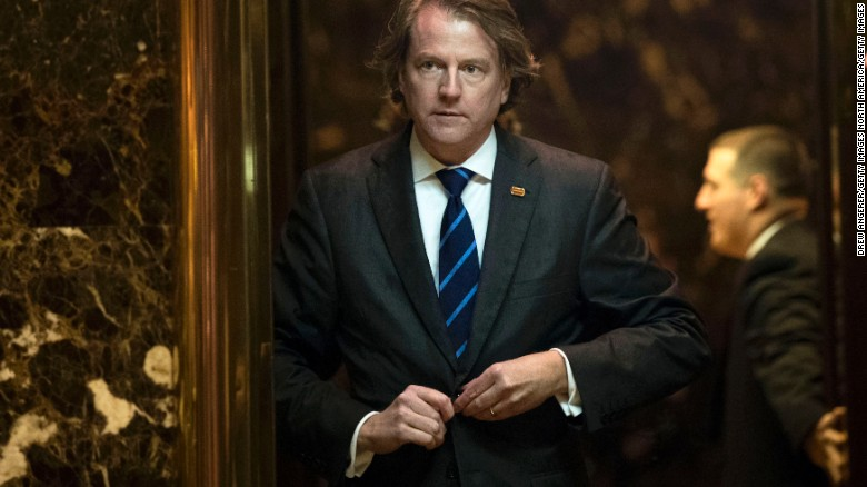 What we know about Don McGahn's cooperation with the Mueller probe