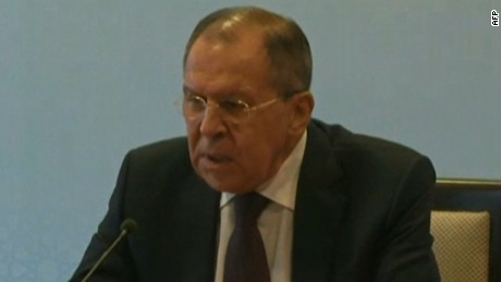 Lavrov: Attack damages US, Russia relations